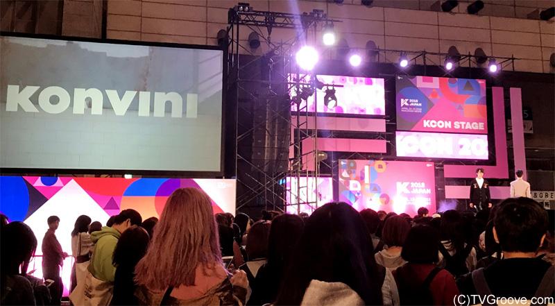 「KCON STAGE」ではファッションショーが開催!