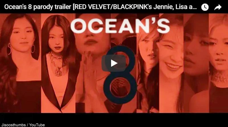 Red Velvet、BLACKPINK