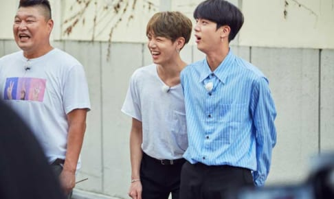 BTS(防弾少年団)ジン、ジョングク