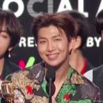 BTS(防弾少年団) RM