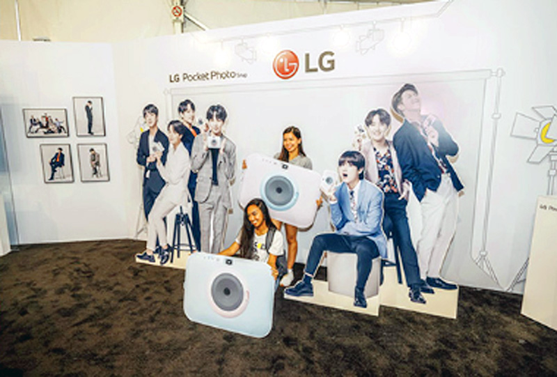 BTS STUDIO Presented by LG