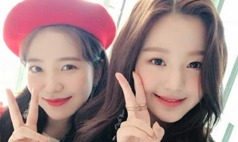Red Velvetイェリ、IZ*ONEウォニョン