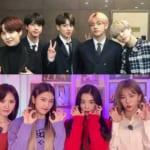 BTS(防弾少年団)、Red Velvet