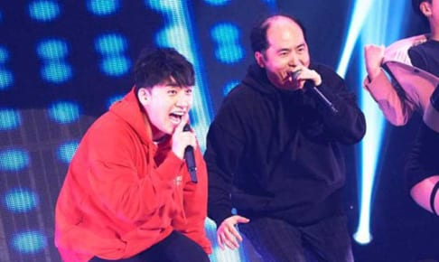 BIGBANG V.Iとトレンディエンジェル斎藤司