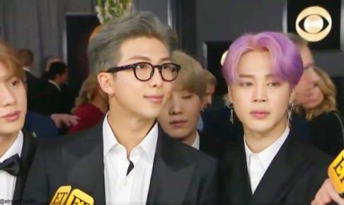 BTS(防弾少年団)RM、ジミン