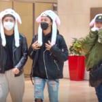 BTS(防弾少年団)V、J-Hope、ジミン