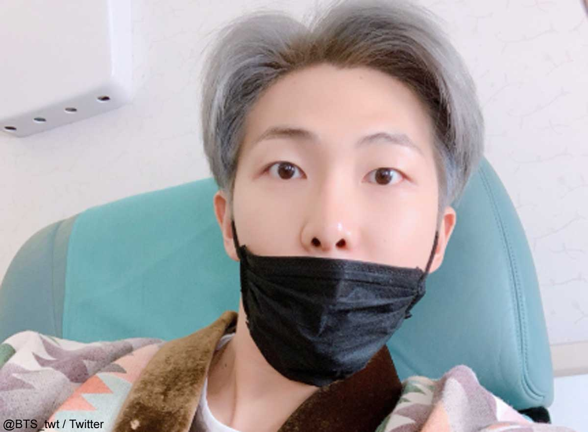 BTS(防弾少年団)RM