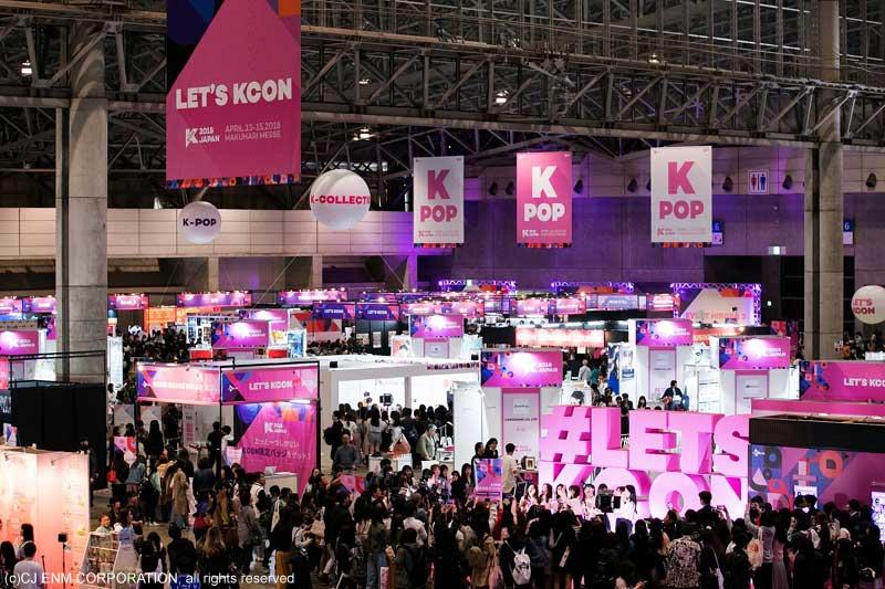 「KCON 2018 JAPAN」