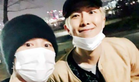 BTS(防弾少年団)ジミン、RM