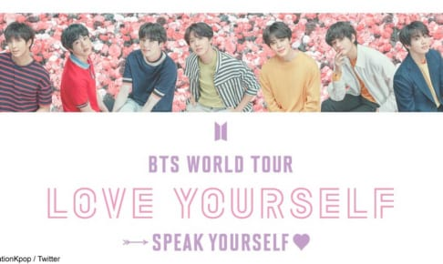 BTS(防弾少年団)「LOVE YOURSELF: SPEAK YOURSELF」