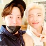BTS(防弾少年団)J-Hope、RM