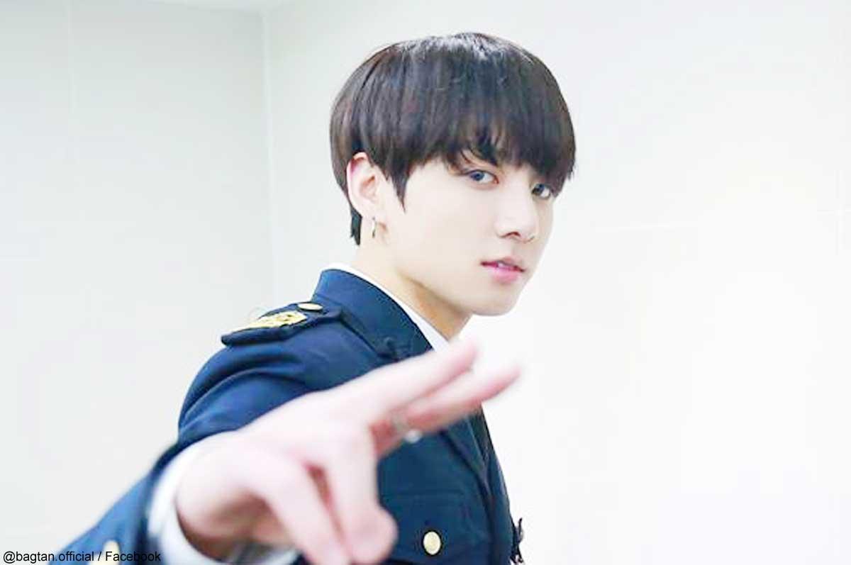 BTS(防弾少年団)ジョングク