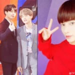 BTS(防弾少年団)ジミン、ジョングク、シュガ&TXTテヒョン