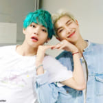 BTS(防弾少年団)V&RM
