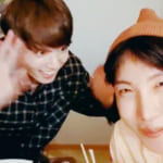 BTS(防弾少年団)ジョングク、J-HOPE