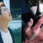 (左)RM(右)V