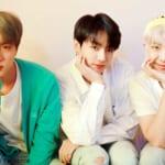 BTSジン、ジョングク、RM