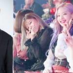 BTS V、TWICEジョンヨン、ダヒョン、ミナ