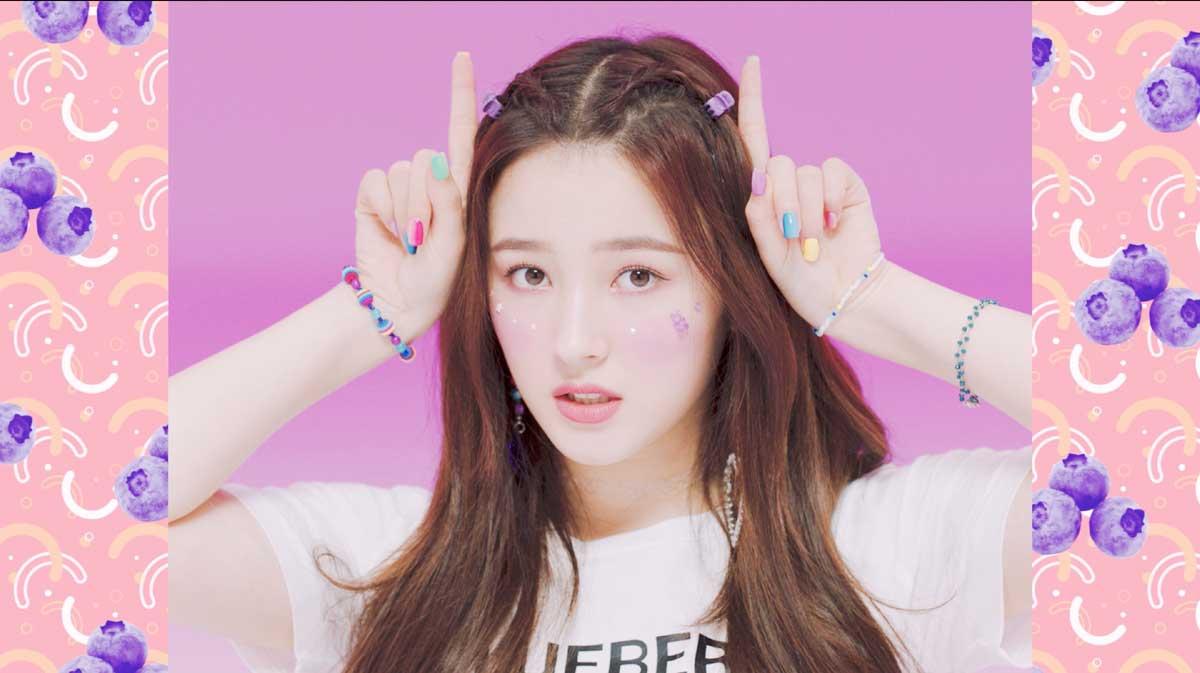 MOMOLAND「Pinky Love」MVキャプチャー
