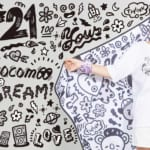 「# BT21 DREAM POP UP STORE」