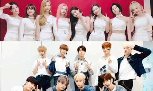 TWICE、Stray Kids(下)