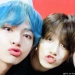 BTS V&ジョングク