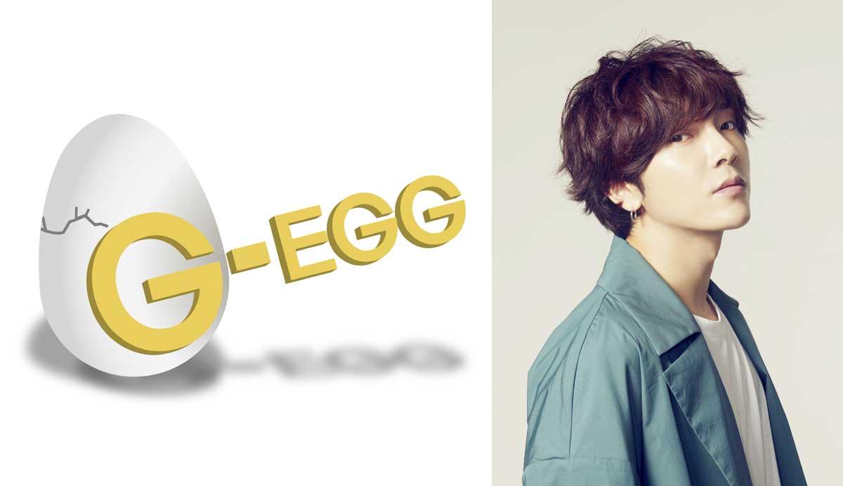 G-EGG、ユナク(右)
