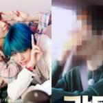 (左)BTS シュガ(右)V