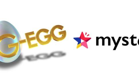 G-EGG × mysta