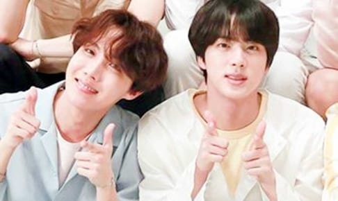 BTS J-Hope&ジン