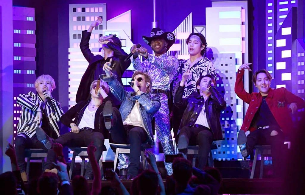 BTS&リル・ナズ・X/Getty Images