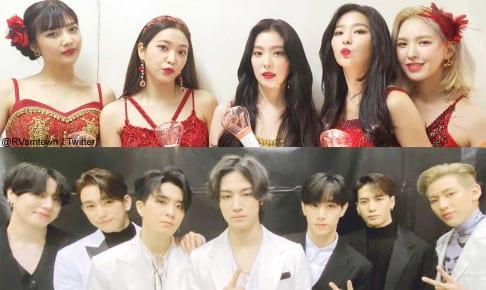 Red Velvet、GOT7(下)