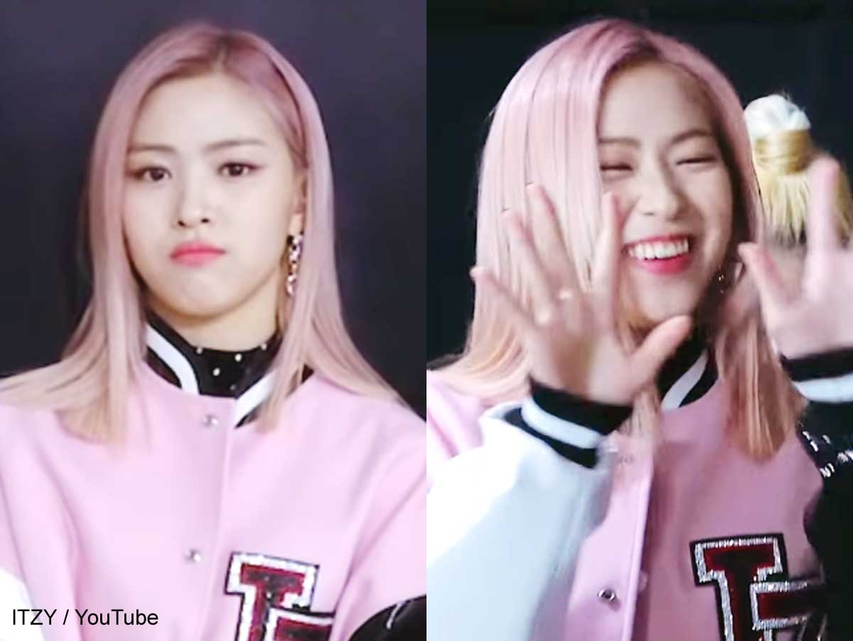 ITZY リュジン