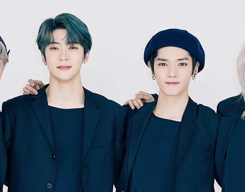 NCT 127ジェヒョン&テヨン