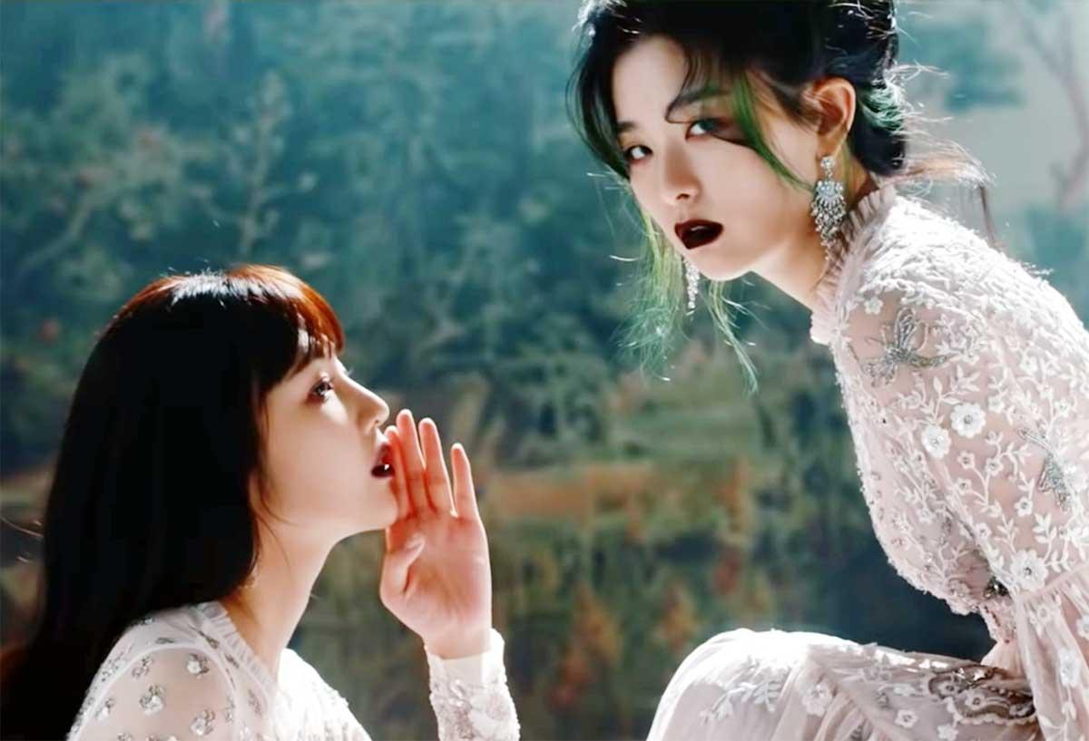 Red Velvet「Psycho」MVキャプチャー