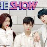 「THE SHOW」のMC3人