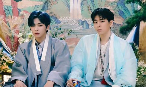 カン・ダニエル(左)、ジコ(右)