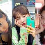 TWICEナヨン、Red Velvetジョイ、BLACKPINKジェニー(右)
