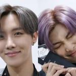 BTS J-HOPE&RM