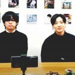 BTS V(左)とジョングク(右)