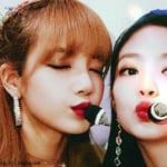 BLACKPINKリサ&ジェニー