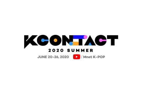 『KCONTACT 2020 SUMMER 』/ⓒCJ ENM Co., Ltd, All Rights Reserved.