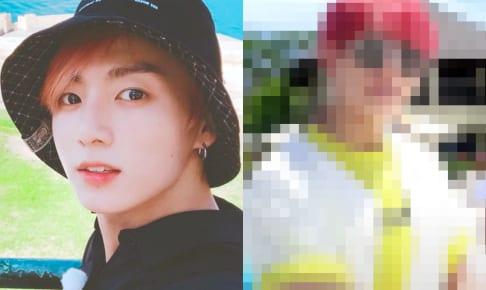 BTS ジョングク