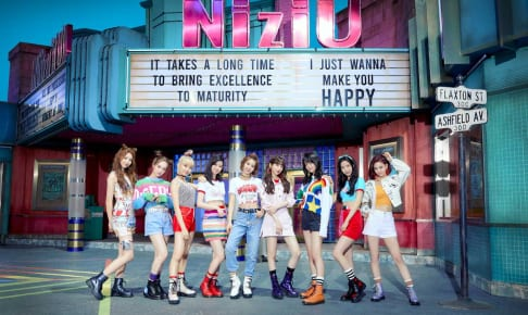 NiziU/©Sony Music Entertainment (Japan) Inc./JYP Entertainment.
