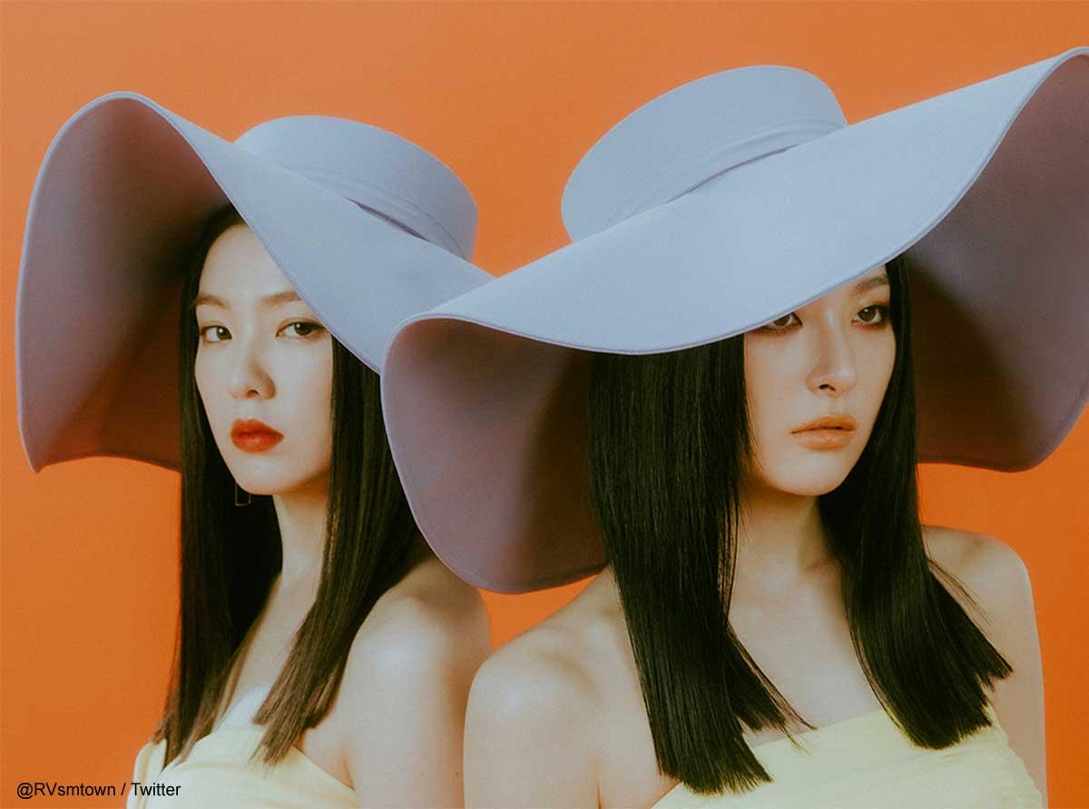 Red Velvet アイリーン(左)、スルギ(右)