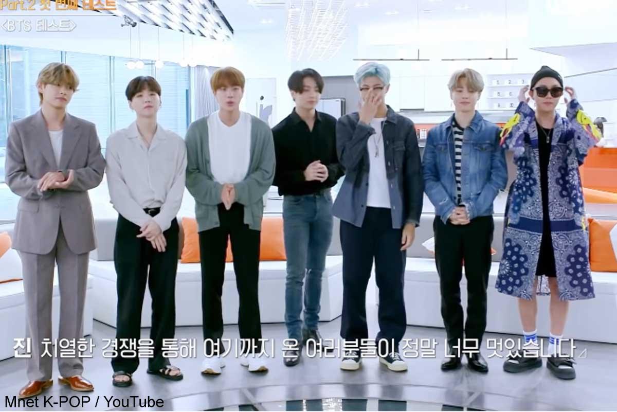 BTS「I-LAND」出演シーン