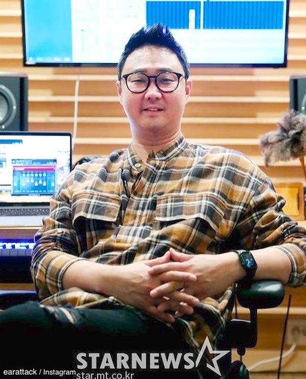 K-POPの「ヒットメーカー」earattack氏