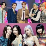 BTS、BLACKPINK(下)