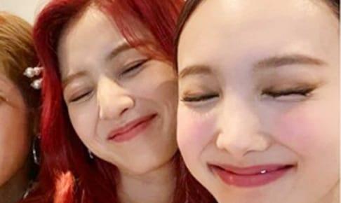 TWICE ジヒョ&ナヨン