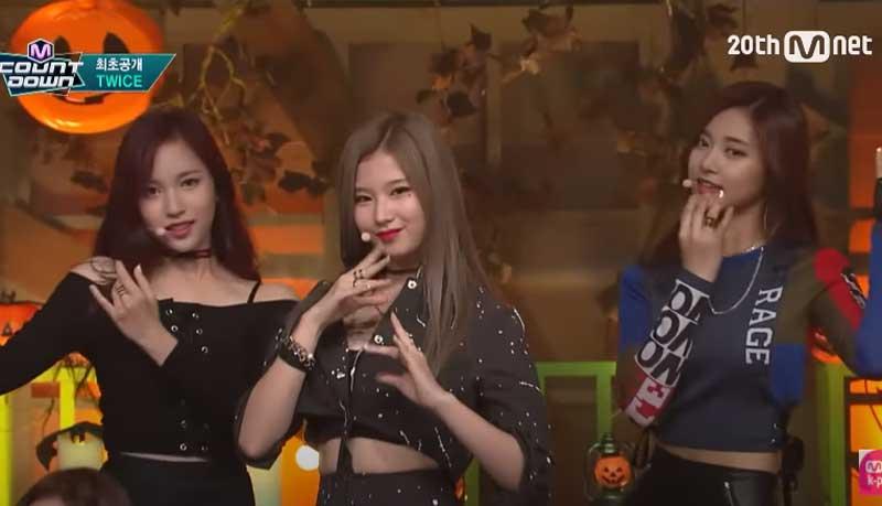 Mnet/K-POP